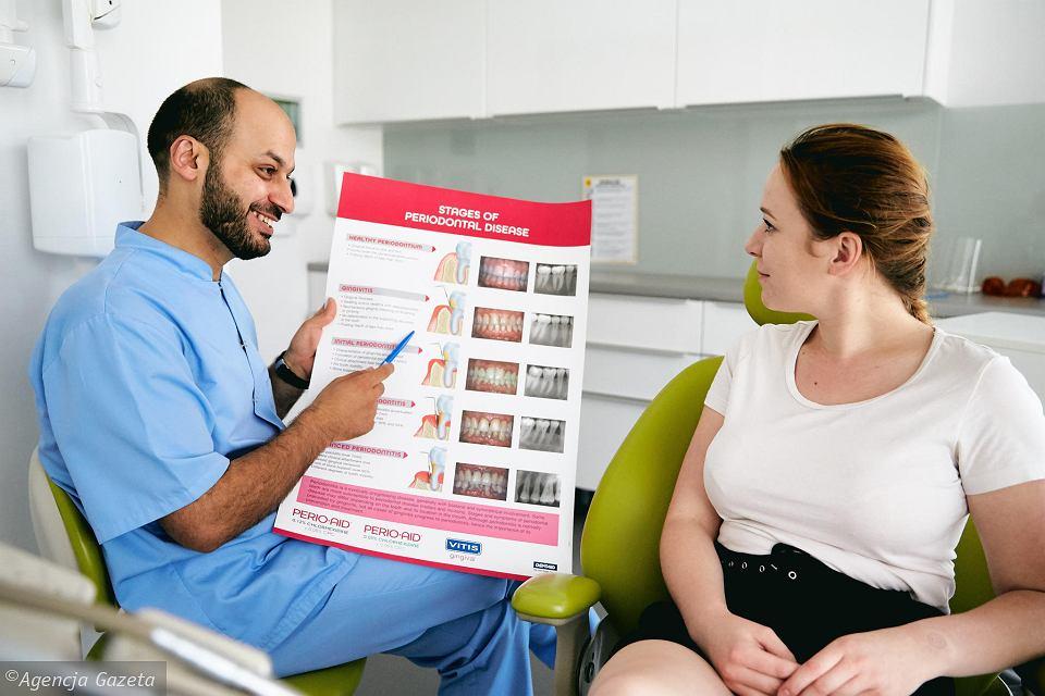 Leczenie z dentofobii