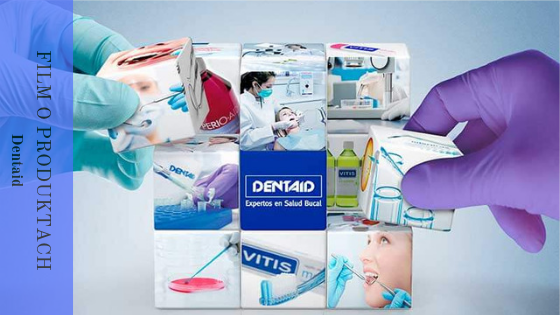 Film produktowy dentaid 1
